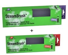 Original StreamBrush Flaschenbürste für 1,0 + 0,5 Liter PET Sodastream Flaschen