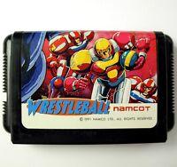 WRESTLEBALL (JAP) - Jeu pour Megadrive / Game for Sega Mega Drive (NTSC/J)