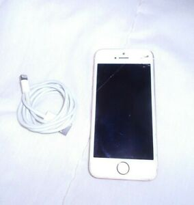 Apple iPhone SE - 16GB - Rose Gold (Unlocked) A1662 (CDMA   GSM)