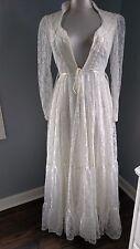 GUNNE SAX Ivory White Victorian Wedding Dress ROMANTIC RENAISSANCE COLLECTION