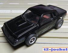 per slot car Racing Modellismo ferroviario Buick Grand National con XTraction
