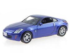 Nissan Fairlady Z Coupe Z33 2002 blau Modellauto kyo6005bl Kyosho 1:64