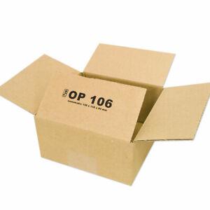 200 x  Faltkarton150x150x80 mm  OP 106 Karton Verpackung Versand Paket Sendung