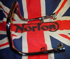 Norton Commando Roadster, Interstate, NEW, OEM, GRAB RAIL, UK Made, F/SH