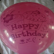 cupcake tea Party Balloons girls picnic decorations birthday decoration teaparty