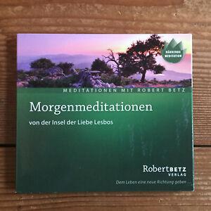 Robert Betz: Morgenmeditationen von der Insel der Liebe Lesbos (CD) Meditation