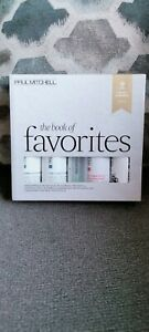 Paul Mitchell The Book Of Favorites Shampoo and Conditioner Plus more Gift Set
