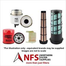 JCB 8030 ZTS Filter Service Kit - Air, Oil, Fuel Filters