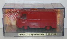 NOREV 1/43 SCALE - 472003 - PEUGEOT J7 VAN 1967 - POMPIERS
