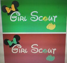 Girl Scouts shirt Youth And Adult Unisex For Disney Vacation