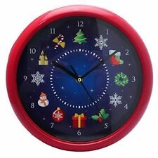 Quartz (Battery Powered) Novelty Plastic Wall Clocks
