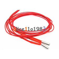 2PCS Reprap 24v 40W Ceramic Cartridge Wire Heater For 3D Printer Prusa Mendel