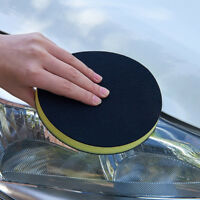 "6 "" Magic Clay Bar Polish Sponge Pad Car Auto Detailing Cleaning Wax Round Pad"