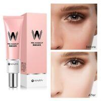 NEW Makeup base primer for Face Brighten Skin Pore Concealer Primer Cream Rose