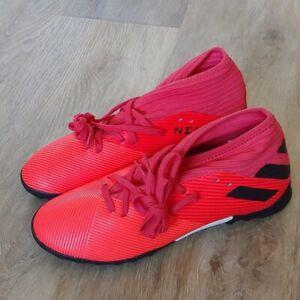 NWT ADIDAS Nemeziz 19.3 TF Turf Junior Soccer Cleats EH0499 Size 4.5