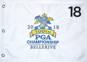 2018 OFFICIAL PGA Championship (BELLERIVE) EMBROIDERED Golf  FLAG