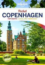 Lonely Planet Pocket Copenhagen (Denmark) *FREE SHIPPING - NEW*