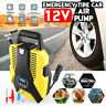 150PSI 12V Electric Car Tyre Inflator Pump Digital Portable Tyre Air Compressor
