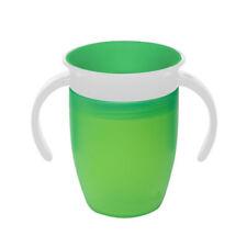 Grüne Kinder-Auslaufsicher Trinklerntassen & -becher