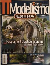 Tutto treno TT modellismo extra duegi editrice 6 volumi nuovi