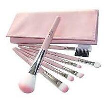 Set de 7 piezas con la caja de pinceles de maquillaje profesional