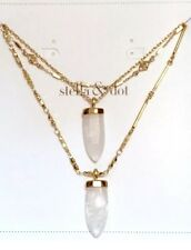 AUTHENTIC STELLA AND DOT ARIA PENDANT NECKLACE