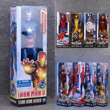 Marvel Avengers Action Figures Titan Hero Series Box Gloves Toys Gift Collection