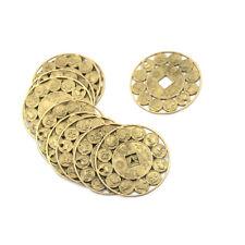 Auspicious Lucky Chinese Zodiac Feng Shui Coin Good Luck Prosperous Protection >