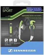 NEW Sennheiser MX 686G Sport Stereo Headphones Samsung Android HTC Smartphone