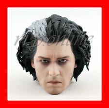 Hot Toys SWEENEY TODD 1/6 Johnny Depp HEAD SCULPT