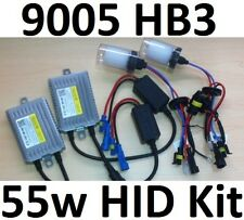 9005 HB3 HID 55W Kit Subaru Forester Impreza Liberty WRX Outback Hi Beam Lights