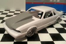 Resin Outlaw Hood for '90 Mustang LX 5.0 Revell 1/25 NEW, HOT!