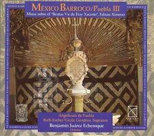 México Barroco, Puebla III, New Music