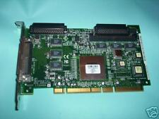 Adaptec 64-Bit PCI 2 Channel-Ultra2 Wide SCSI card
