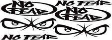 Set of No Fear Decals / Sticker/ Graphics