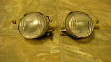 93 94 95 Honda Civic DEL SOL Left & Right OEM Front Fog Driving Lights Pair USDM