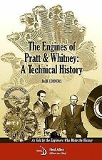 The Engines of Pratt and Whitney Book~Development~History~WW2 Airplane~NEW HC