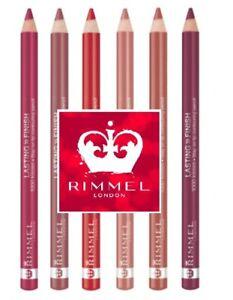 Lip Liner Pencil  Rimmel Lasting Finish 1000 Kisses Lip Pencil