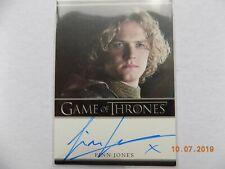 Rittenhouse Game of Thrones Season 2 - Autograph card - Finn Jones