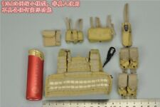 Art Figures Special Weapons and Tactics Black Drop Leg Pouch 1//6 Jouets Sac Joe Damtoys Soldat Dragon