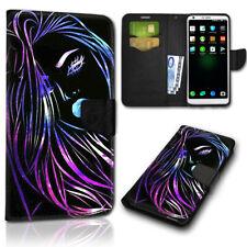 Bolsa de móvil flip cover, funda protectora, funda, protección plegable bolsa estuche Wallet bumper nbt-128