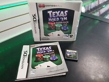 Texas Hold 'Em Poker Pack (Nintendo DS) - Fast & Free Delivery