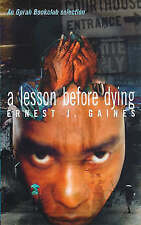 A Lesson Before Dying, Gaines, Ernest J., 1852426179, Very Good Book