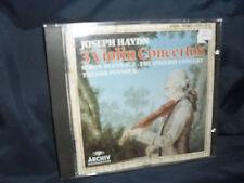 Haydn - 3 Violin Concertos-Standage/The English Concert/PINNOCK