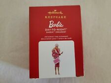 New ListingHallmark 2020 Day to Night Barbie Limited Edition Keepsake Ornament