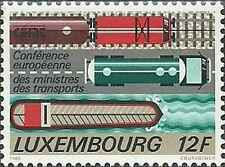 Timbre Transports Trains Bateaux Camions Luxembourg 1144 ** lot 17920