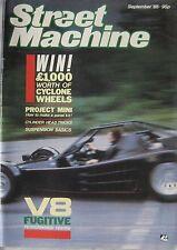 Street Machine Magazine September 1985 Vol.7 No.5
