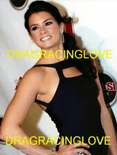 Danica Patrick Race Car Driver HOT Sultry SEXY Blue Dress PHOTO! #(8)