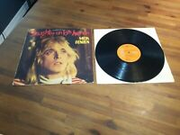 MICK RONSON Slaughter On 10th Avenue Vinyl LP Bowie Orange VINYL VG++ AWESOME