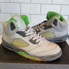 Nike Air Jordan 5 V Retro 'Green Bean'. Supreme, Bred, Grape, Toro